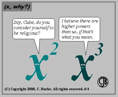 math and religion