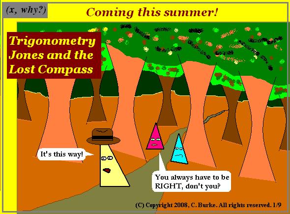 Trigonometry Jones.